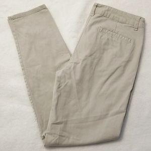 Aerospostale Skinny Khakis 12L